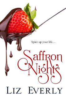 Saffron Nights-a hot new read