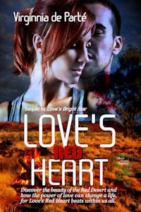 A trip to Australia for Love's Red Heart