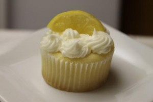 Lemon Cupcake Pic