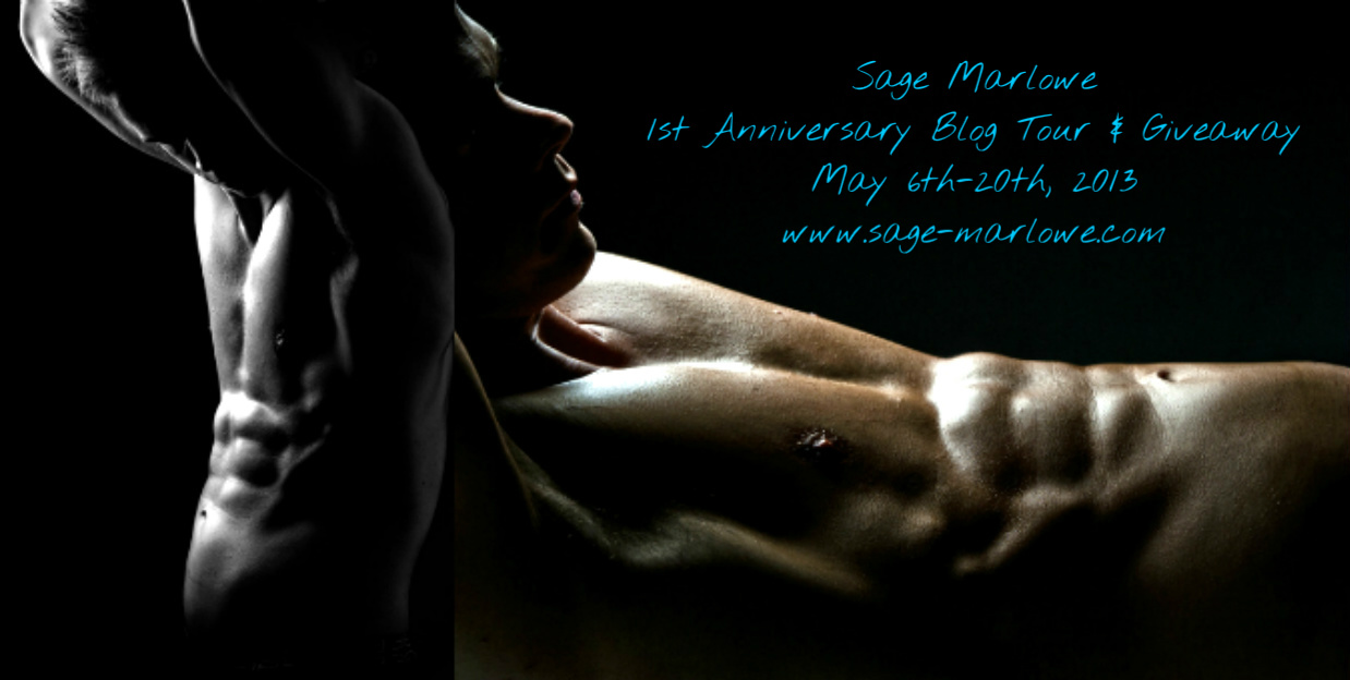 Sage Marlowe's First Anniversary Blog Tour & Giveaway