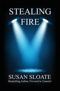 MEDIA KIT Stealing Fire Book Cover