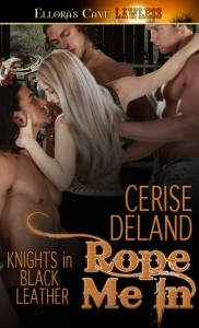 ROPE ME IN by Cerise DeLand