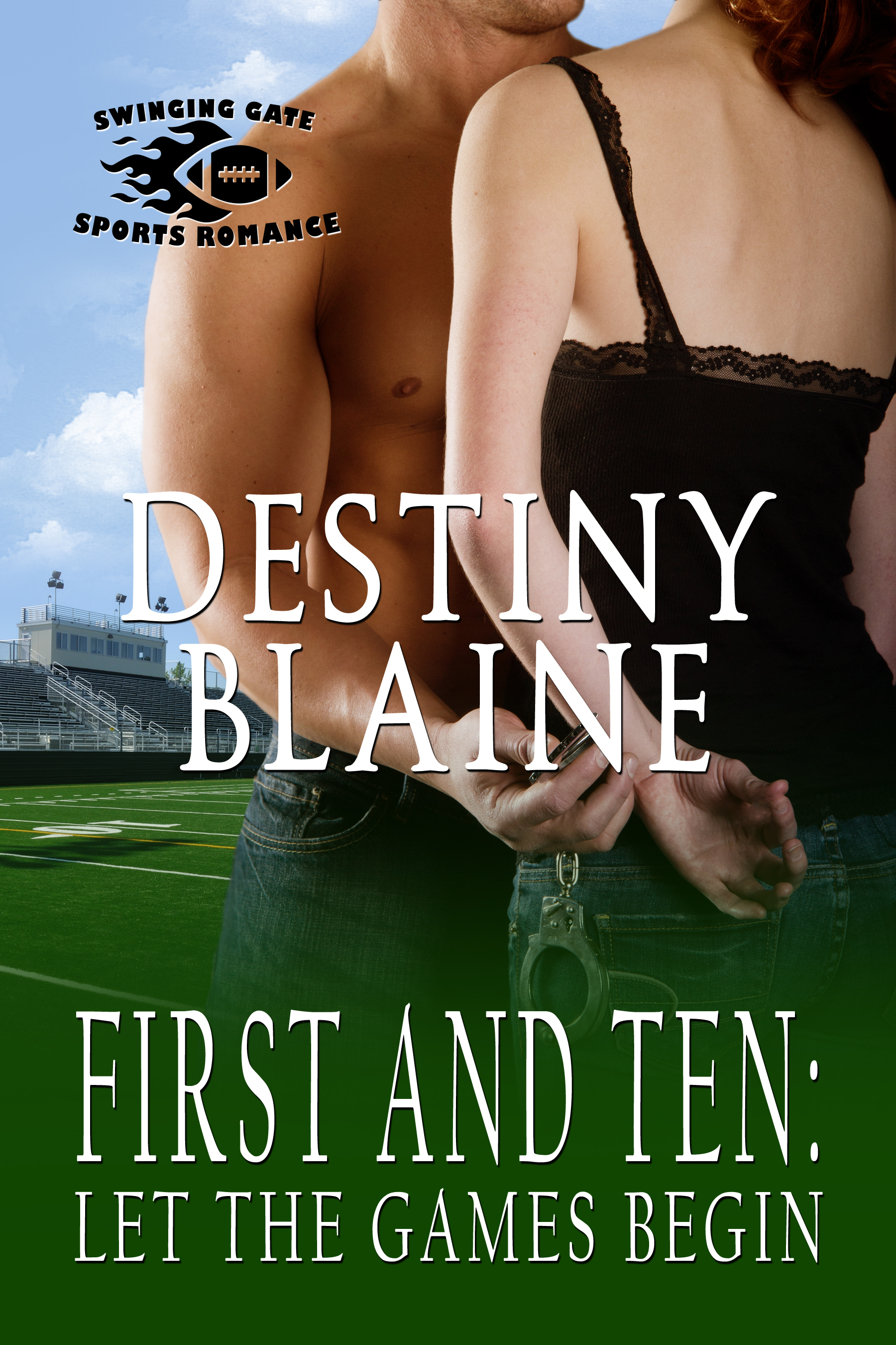 Destiny Blaine says: Let the games begin!