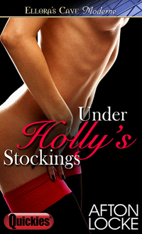 Find out What's Under Holly's Stockings