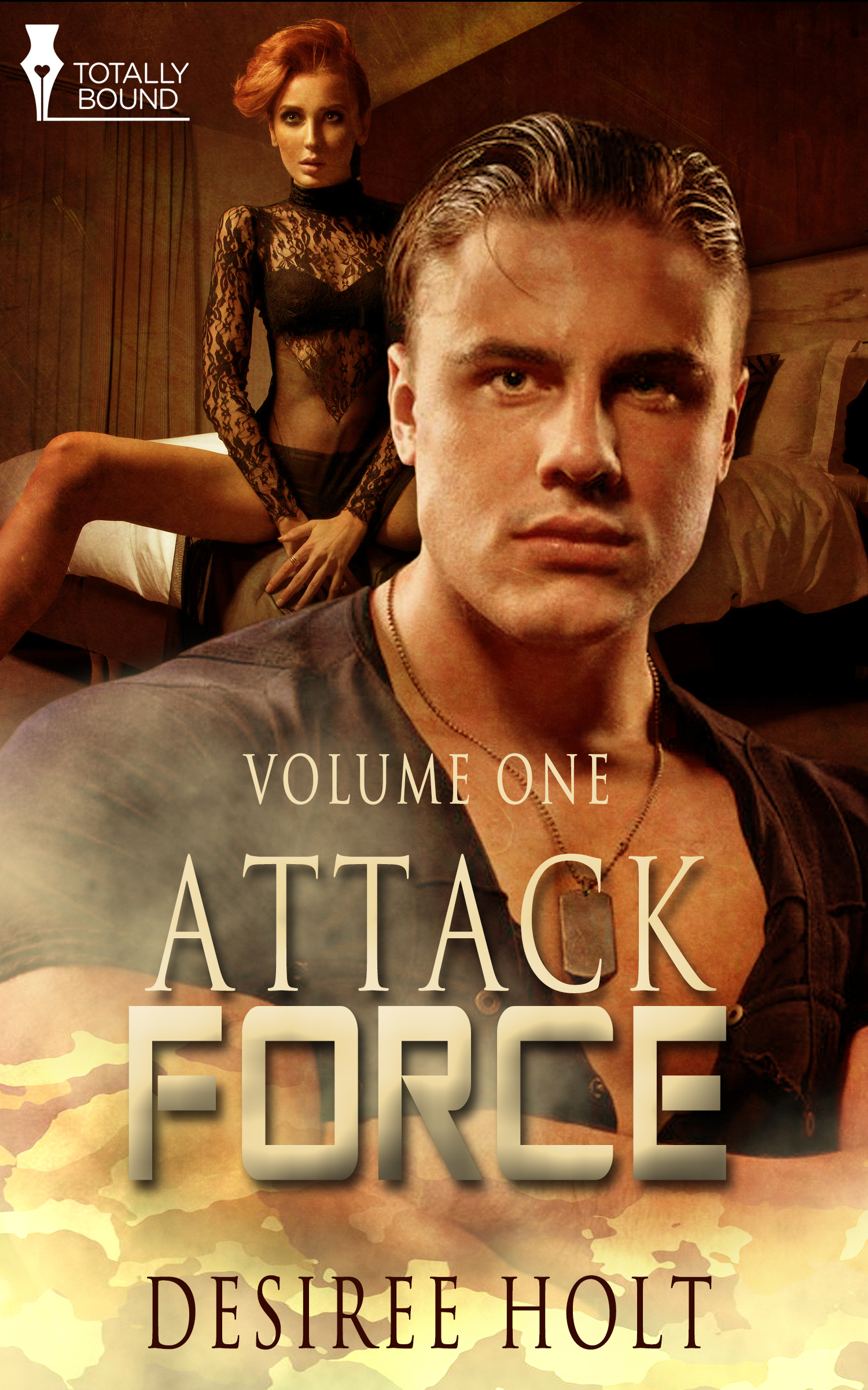 Now two hot Delta Force hunks for the price of one