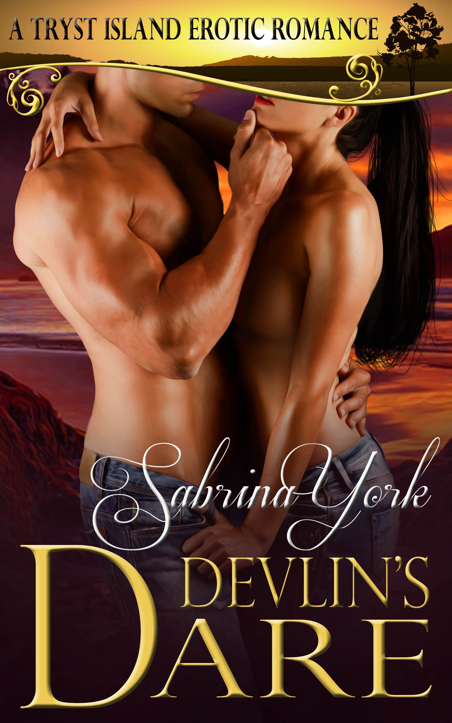 Meet Devlin, Sabrina York's new hottie