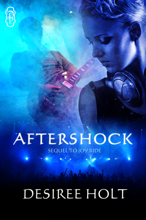 Aftershock! When two hot people collide.