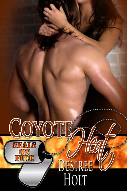 Mustang and Coyote-I'm a fool for male animals!