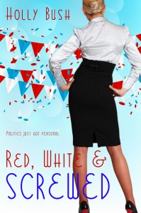 Red, White, and Screwed eBook Cover Extra Large