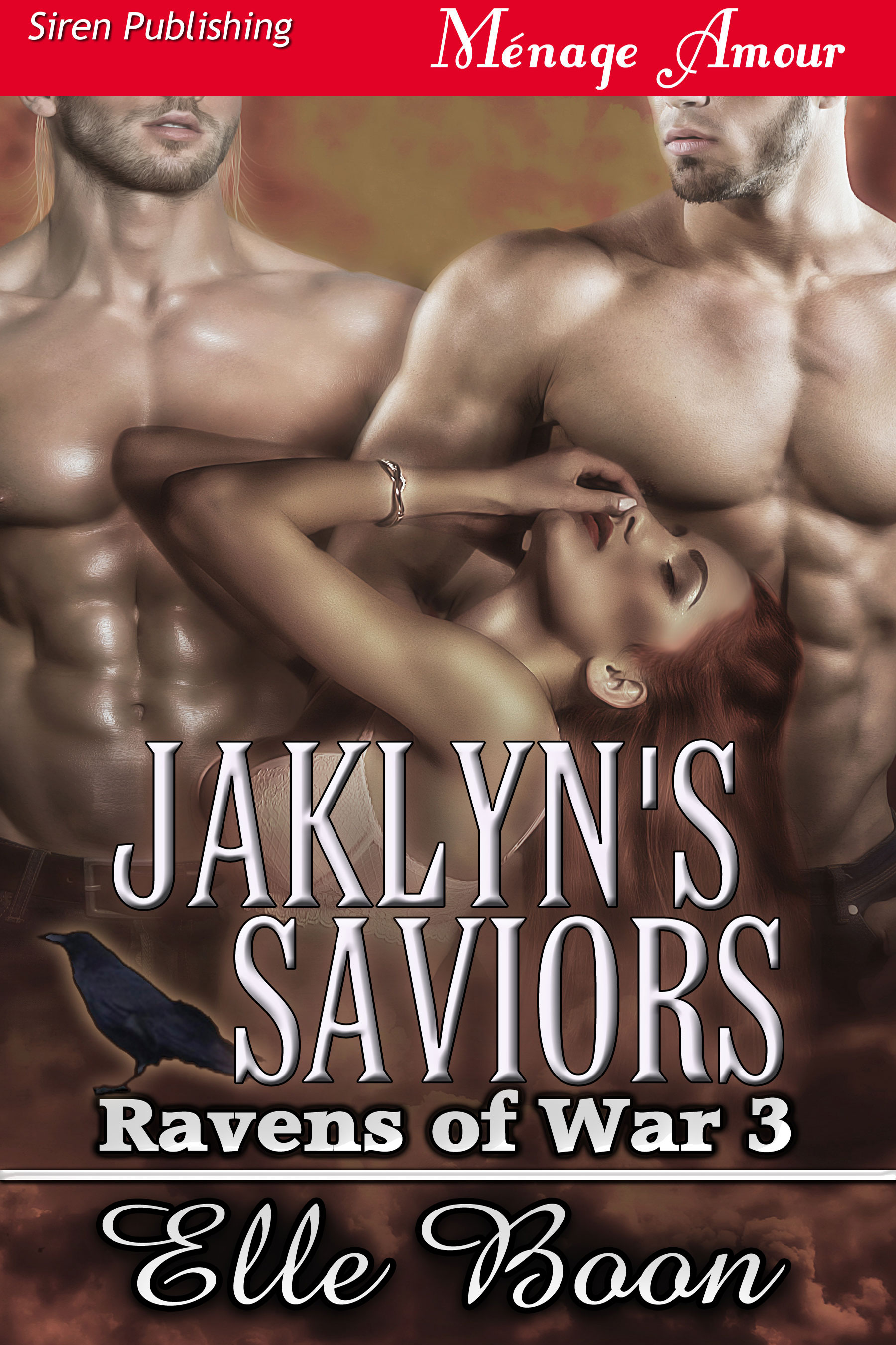 It's here! Elle Boon's hot new release!