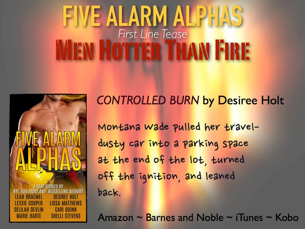 Get ready for my own Five Alarm Alpha
