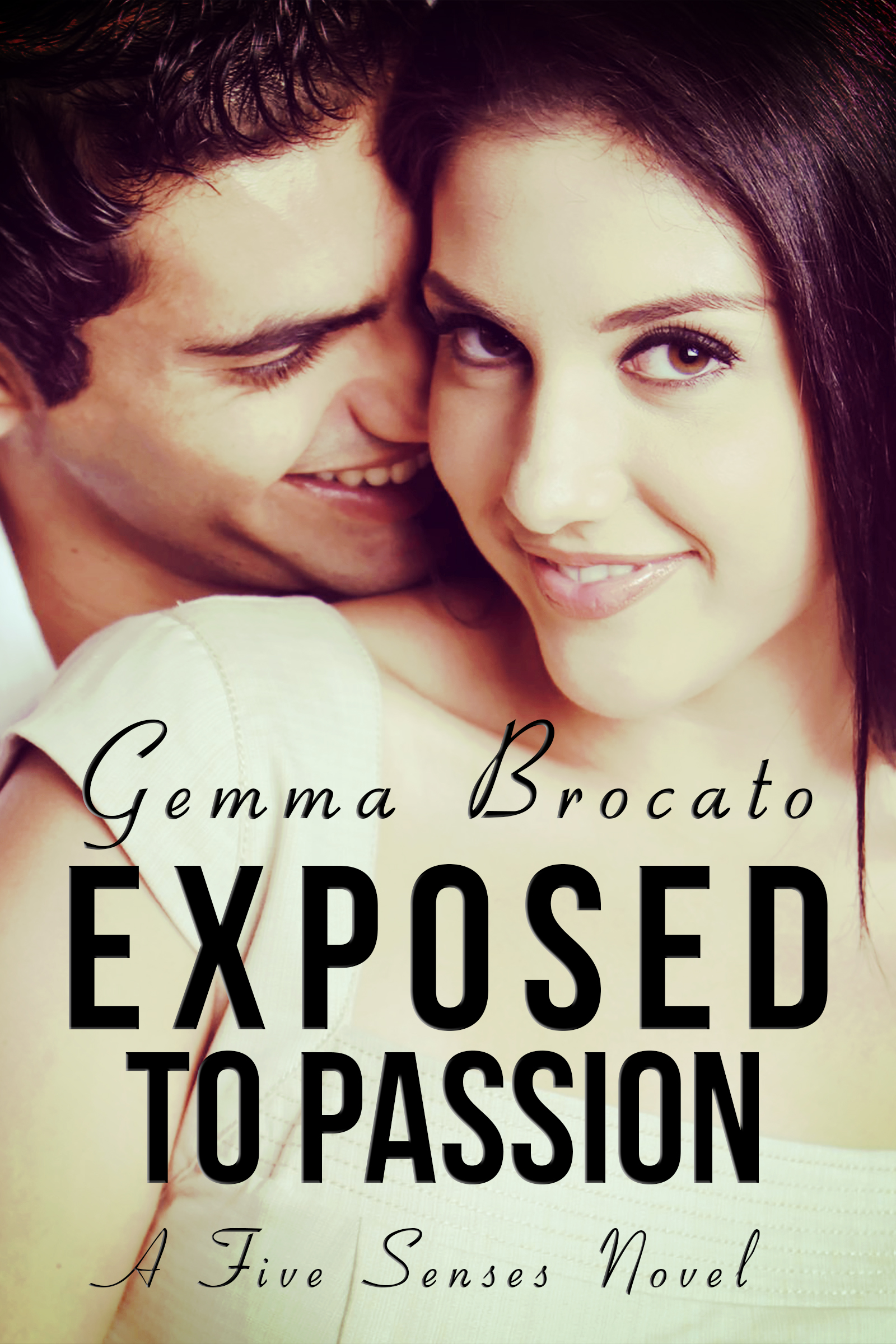 Gemma Brocato's Hot New Book and a hot prized package