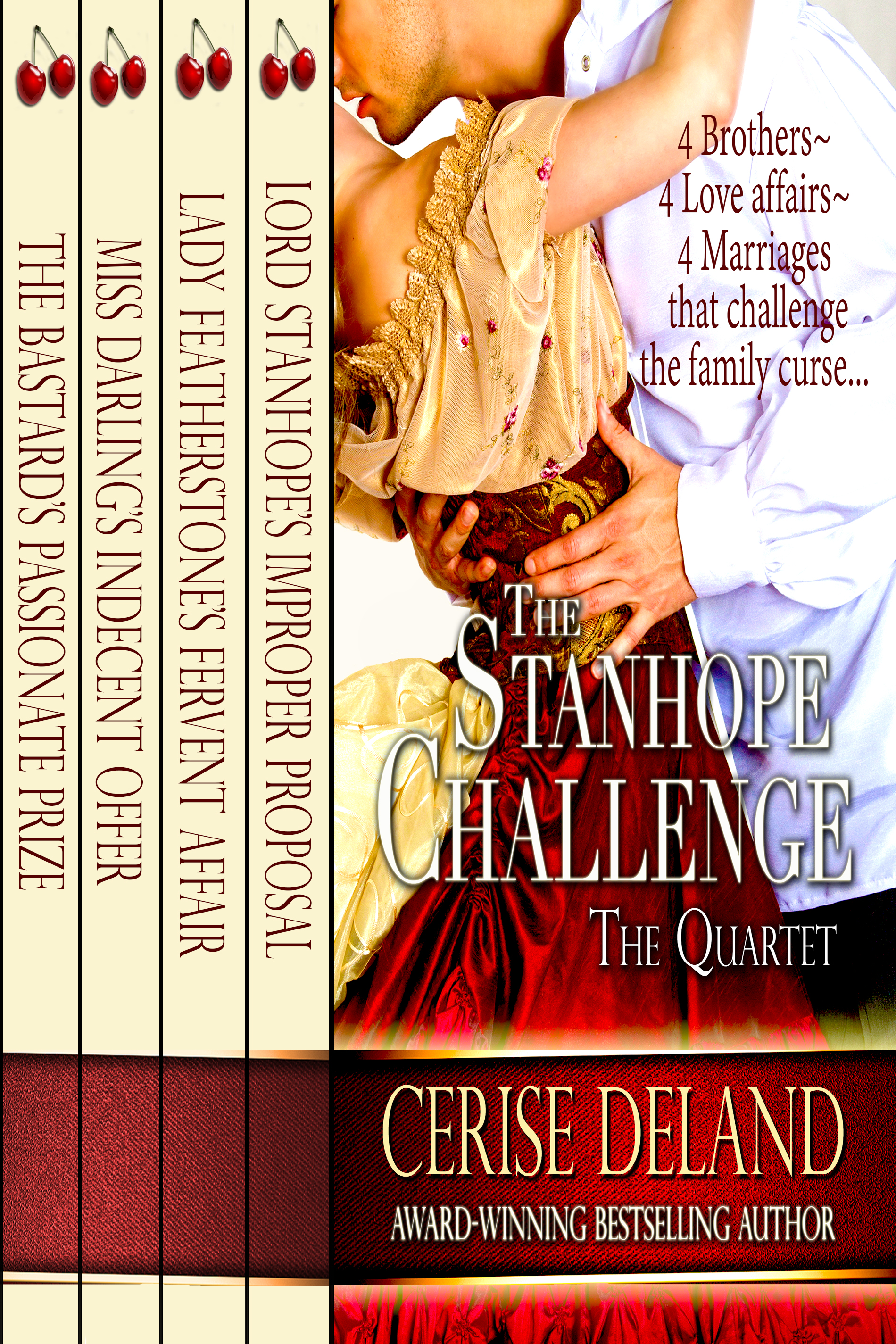 The Stanhope Challenge an ARe Best Seller!