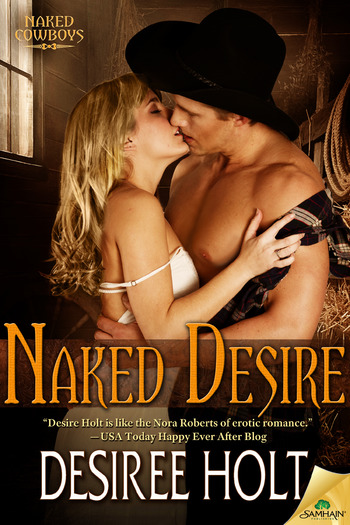 Take home the newest NAKED COWBOY today!