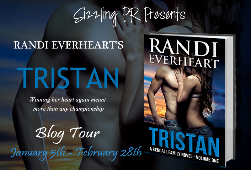 Meet Tristan, Randi Everhart's sexy new hero