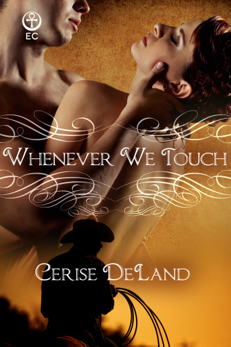 WHENEVER WE TOUCH by Cerise DeLand Hi Res