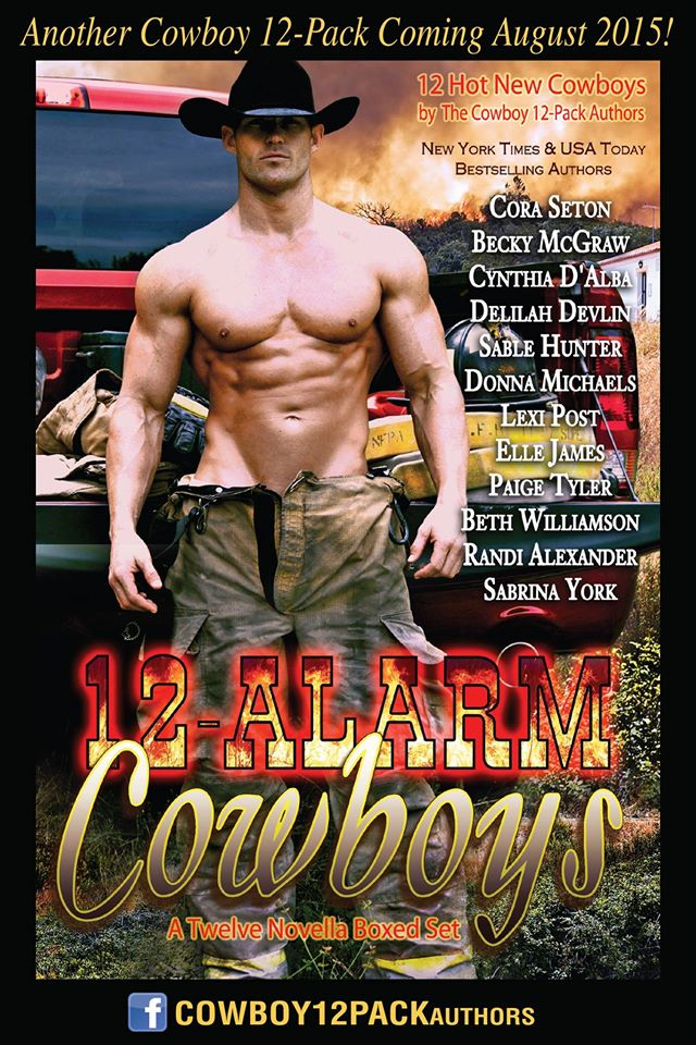 Get Ready! It's 12 Alarm Cowboys!