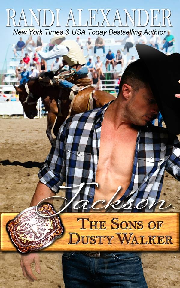 Dusty Walker had four sons: Meet Jackson, Book #2