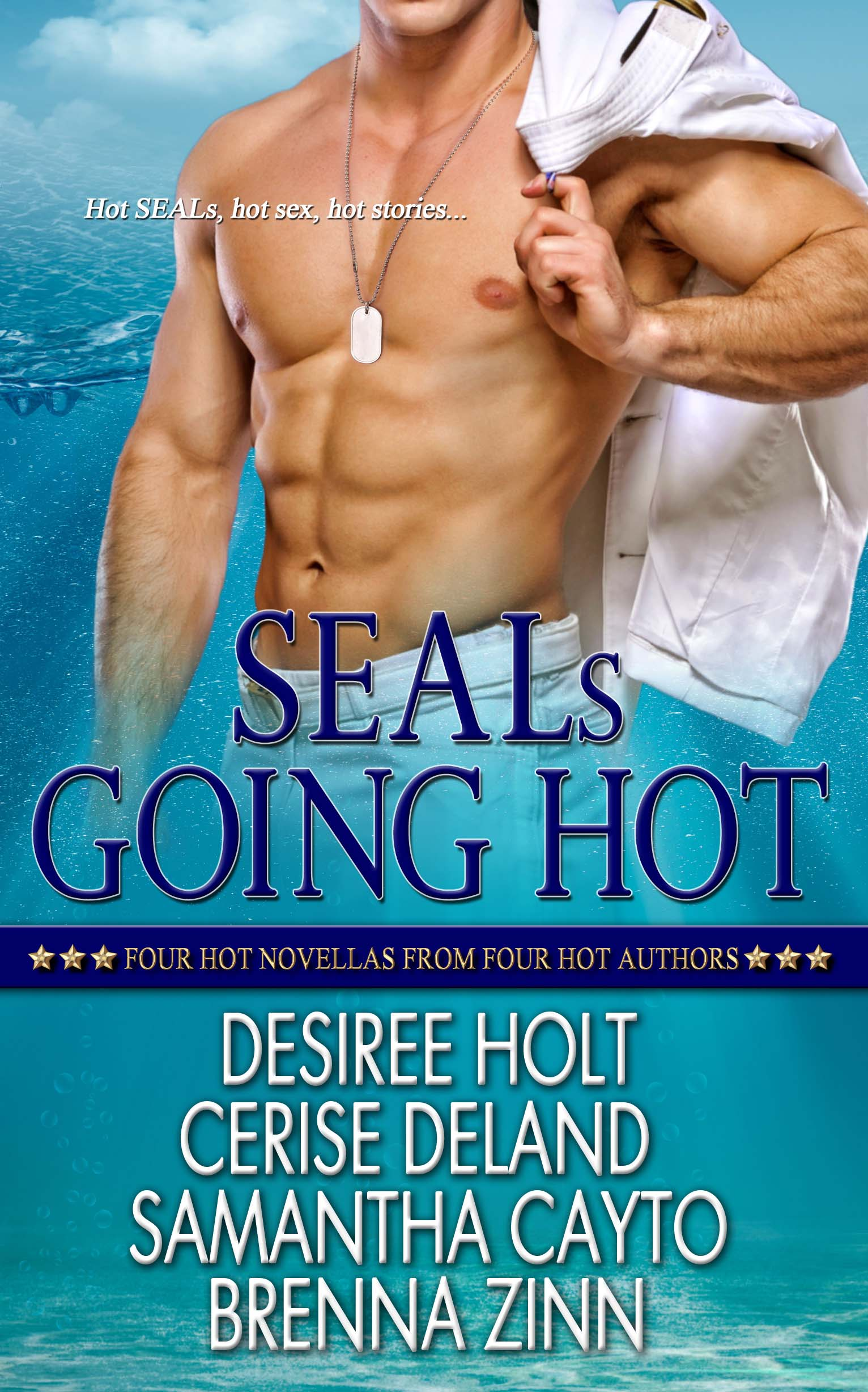 SEALs are definitely going hot!