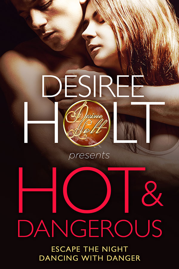 What's better than one hot romantic suspense? Why two, of course!