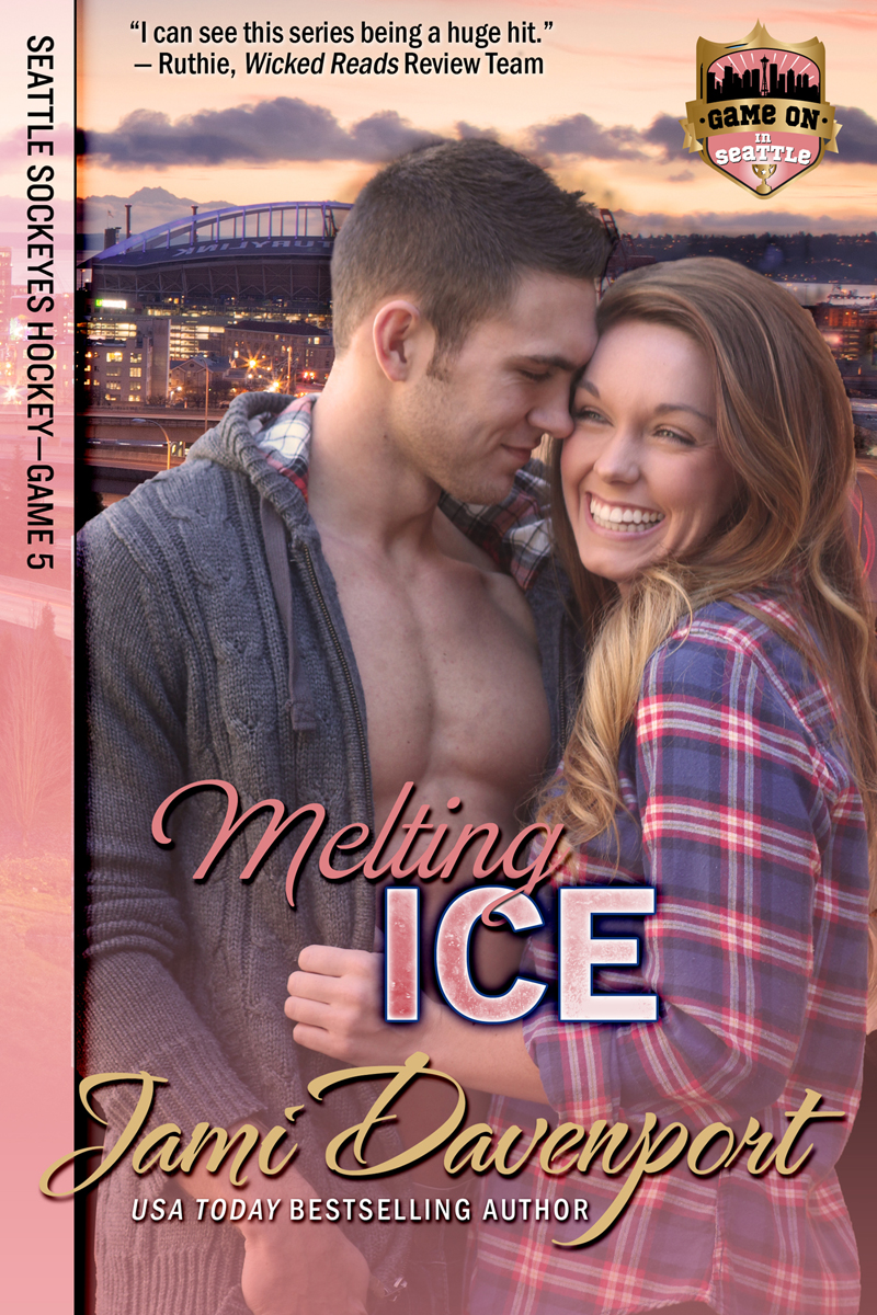 "Jami Davenport's hot new story is ""Melting Ice""!"