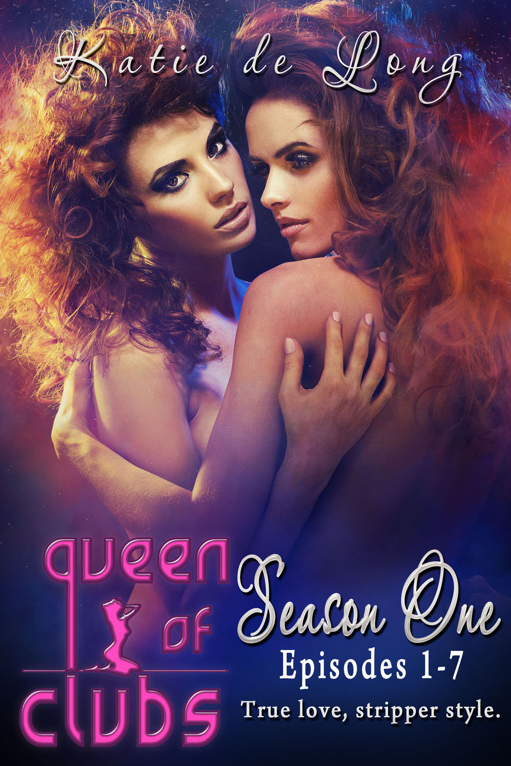 It's the Queen of clubs…and she's hot!