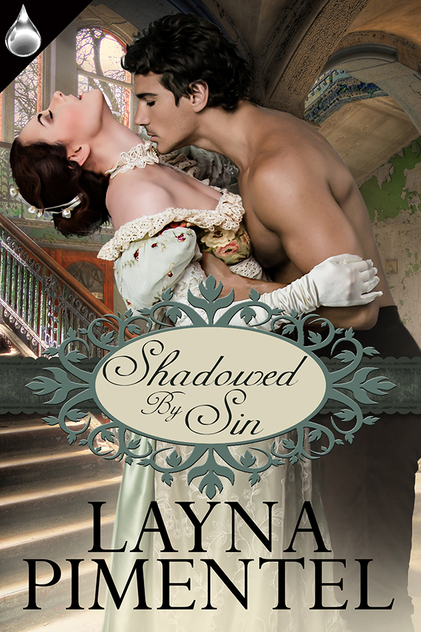 Shadowed By Sin–love the title!