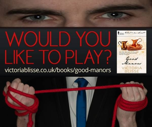 How good are your manners…with a rope?
