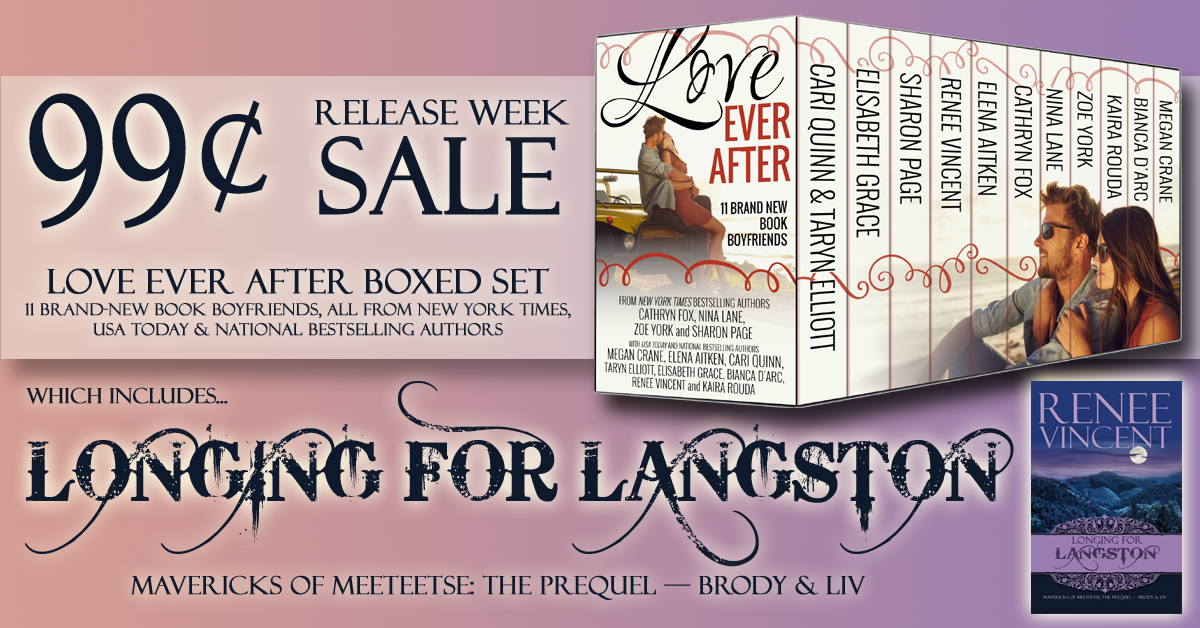 Renee Vincent visits with a fab new box set