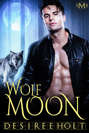 The wolf is howling…and he's hot!