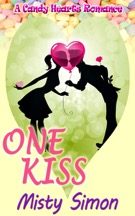 One Kiss by Misty Simon