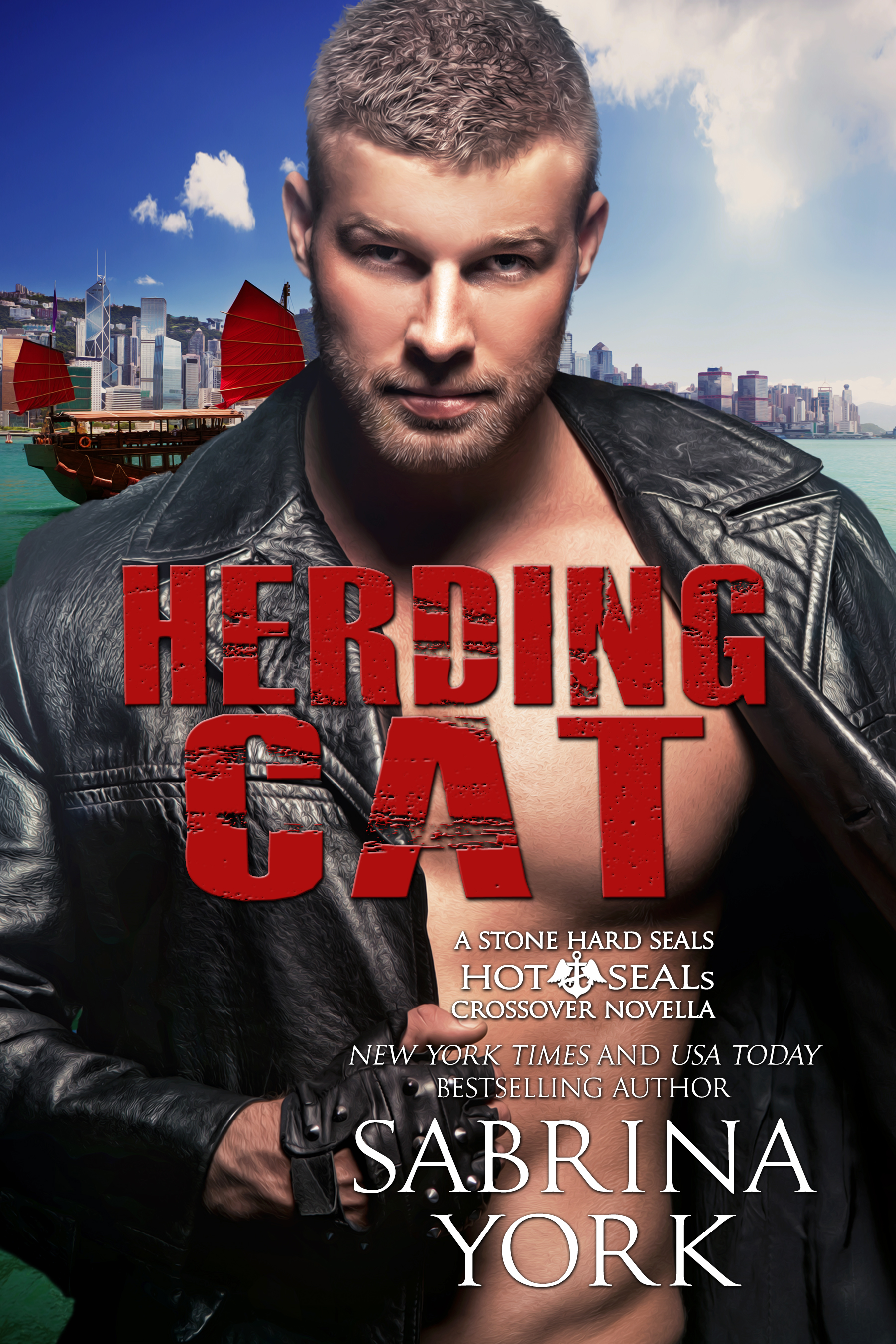 Herding Cat-the scorching sequel to Guard Dogs