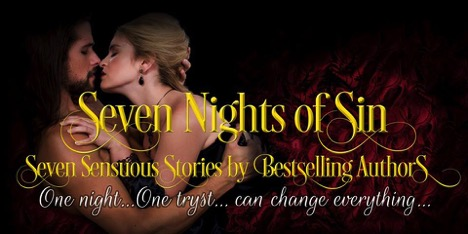 Seven  Nights of Sin: Luscious (Mmmm!)