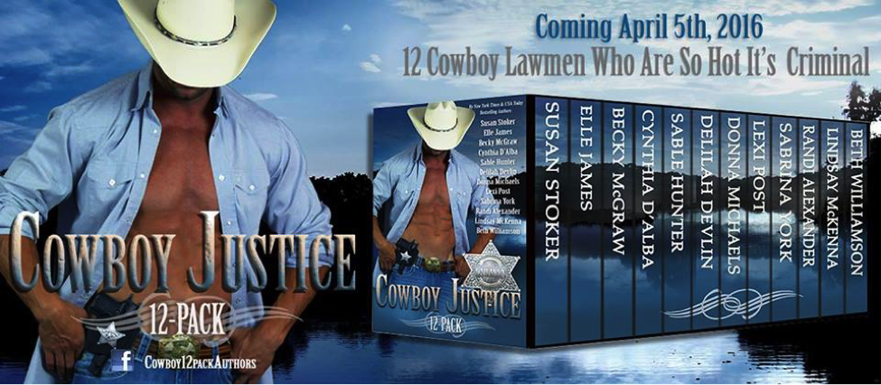 Cowboy Justice –  a hot 12 pack