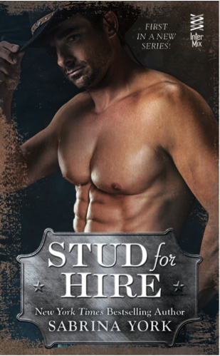 Stud for Hire! Yum! From Her Royal Hotness Sabrina York