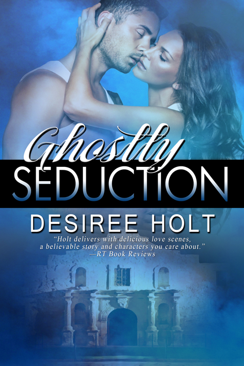 Ghostly Seduction gets 5 star review, Top Pick!