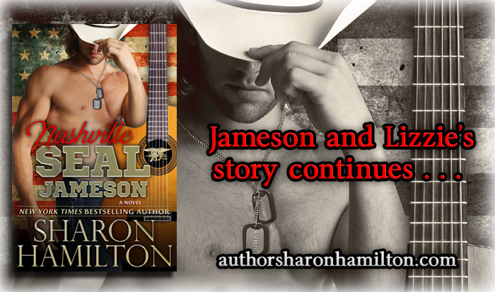 Sharon Hamilton's bestselling Navy SEAL series continues – TODAY!!!