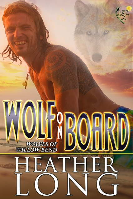 Wolf On Board! Holy shifters!