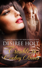 One hot cowboy, one feisty woman, mix well and…..sizzle!!!!!!