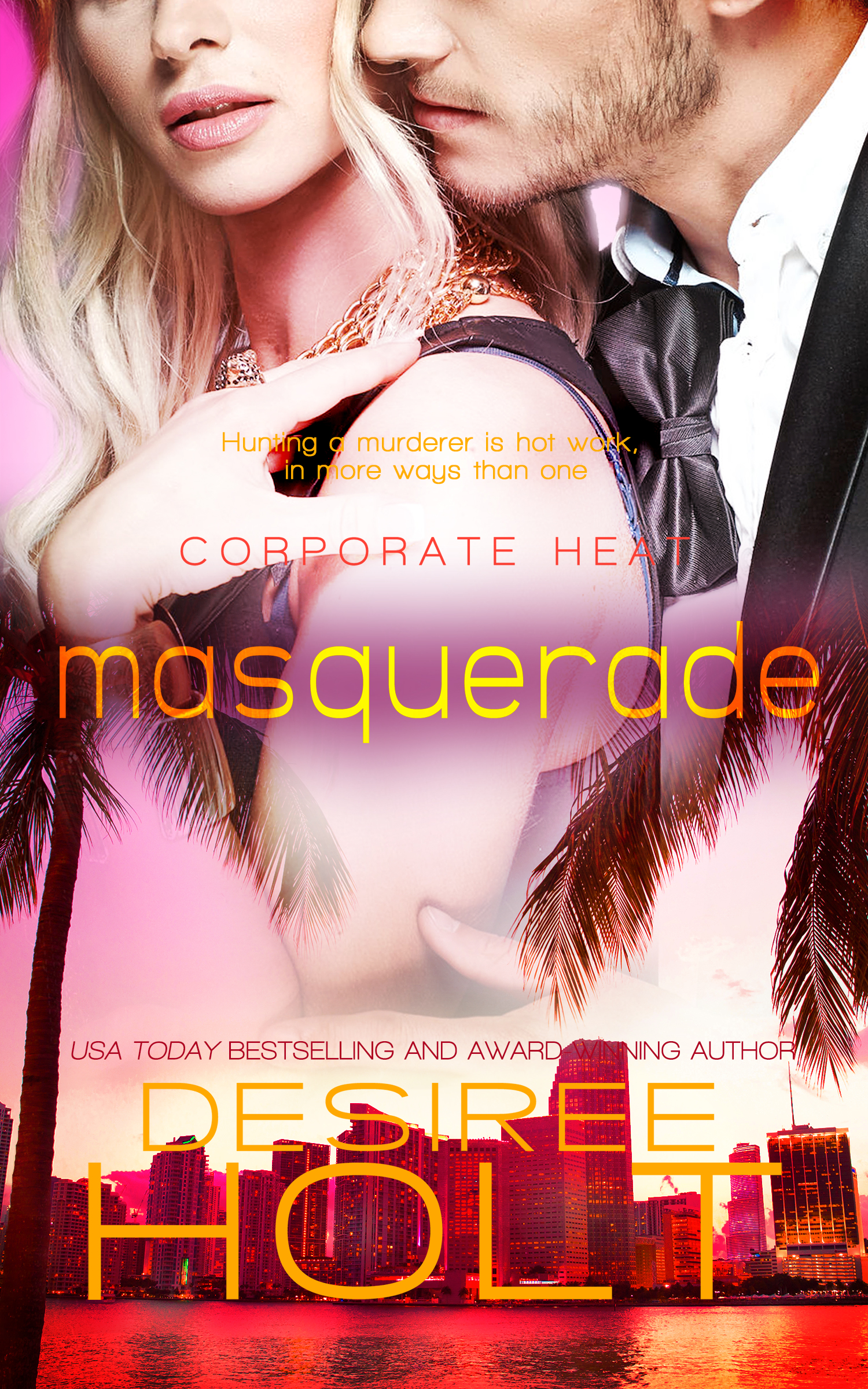 Masquerade: an action or appearance that is mere disguise or show