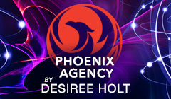 And here are #5 and #6, The Phoenix Agency!