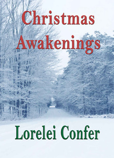 Lorelei Confer brings you two wonderful Christmas books…Get them!