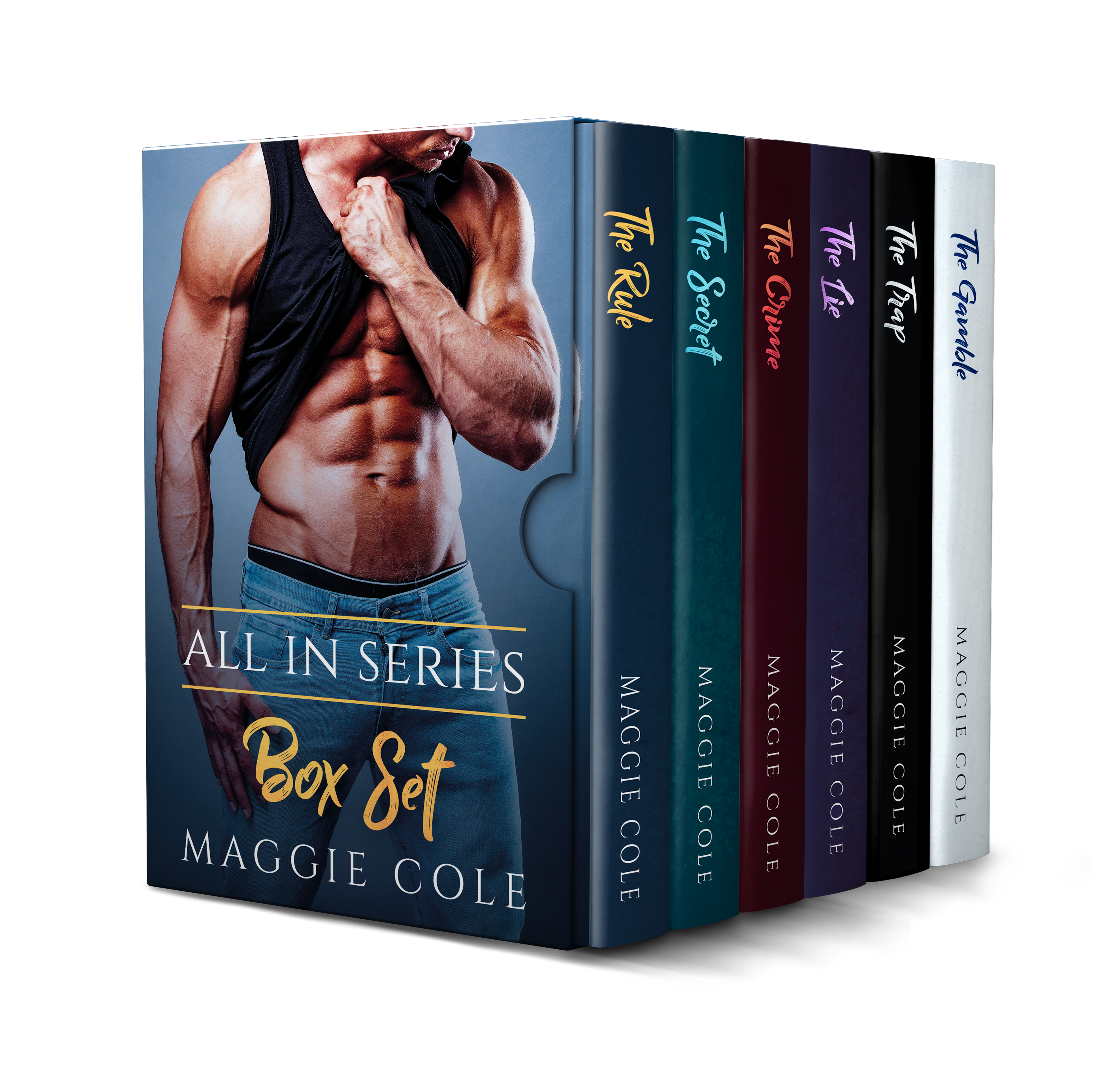 A fun, steamy new series from a new hot-selling author