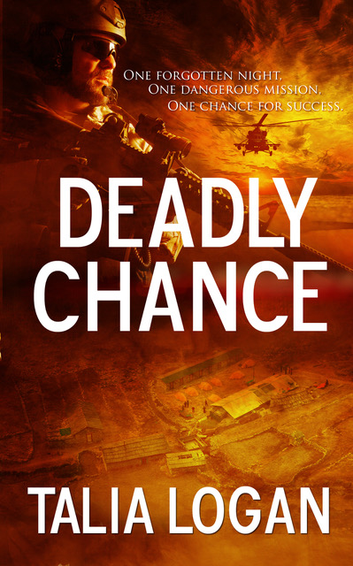 Meet SEAL Chance Adams – hero of DEADLY CHANCE