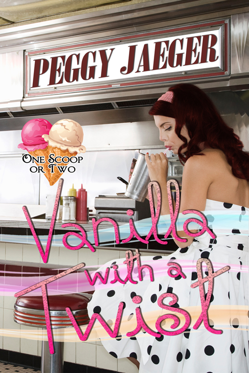 It's cover reveal day for Vanilla With a Twist!!