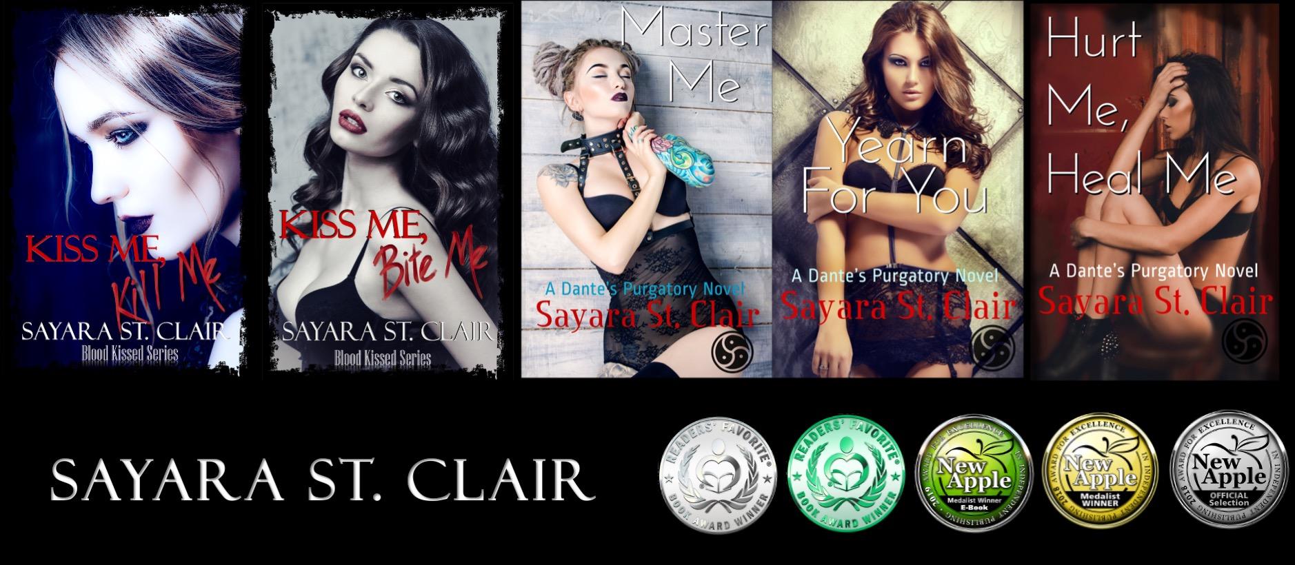 Blog Banner by Sayara St. Clair