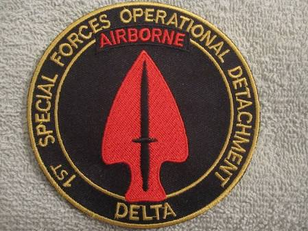 It's Strike Force Day. And it's all about Delta Force.
