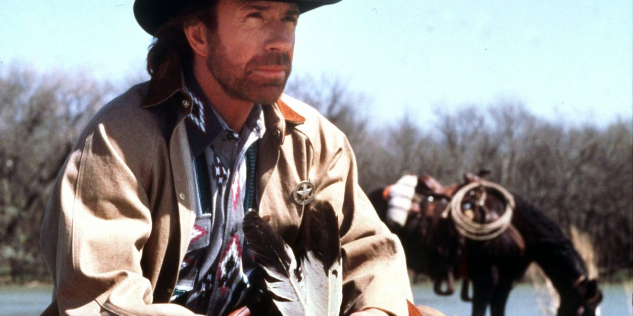 How Chuck Norris helped me write my books