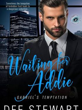 Danger awaits in this hot new romantic suspense
