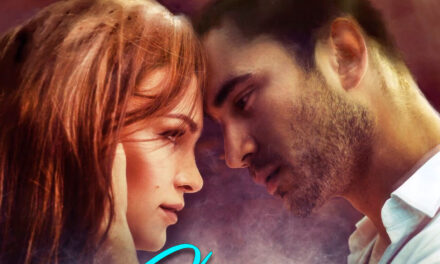 Steamy, simmering and hot—a must read.